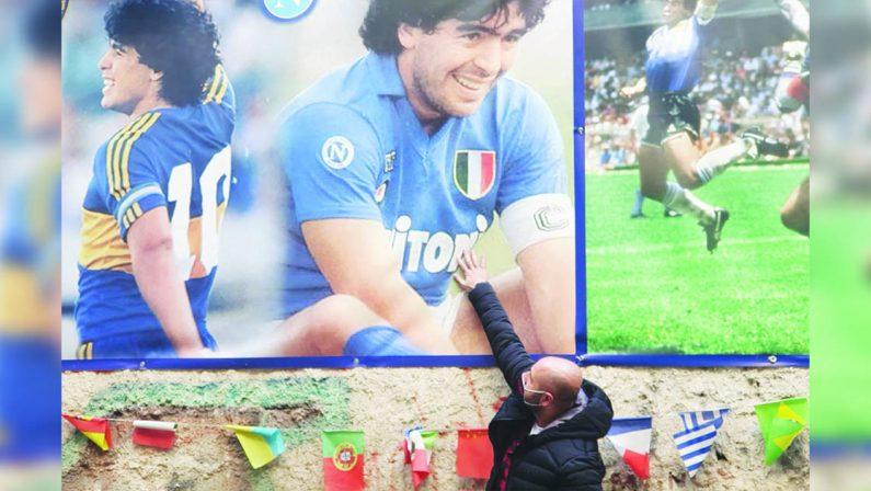 Maradona, ora fatelo santo