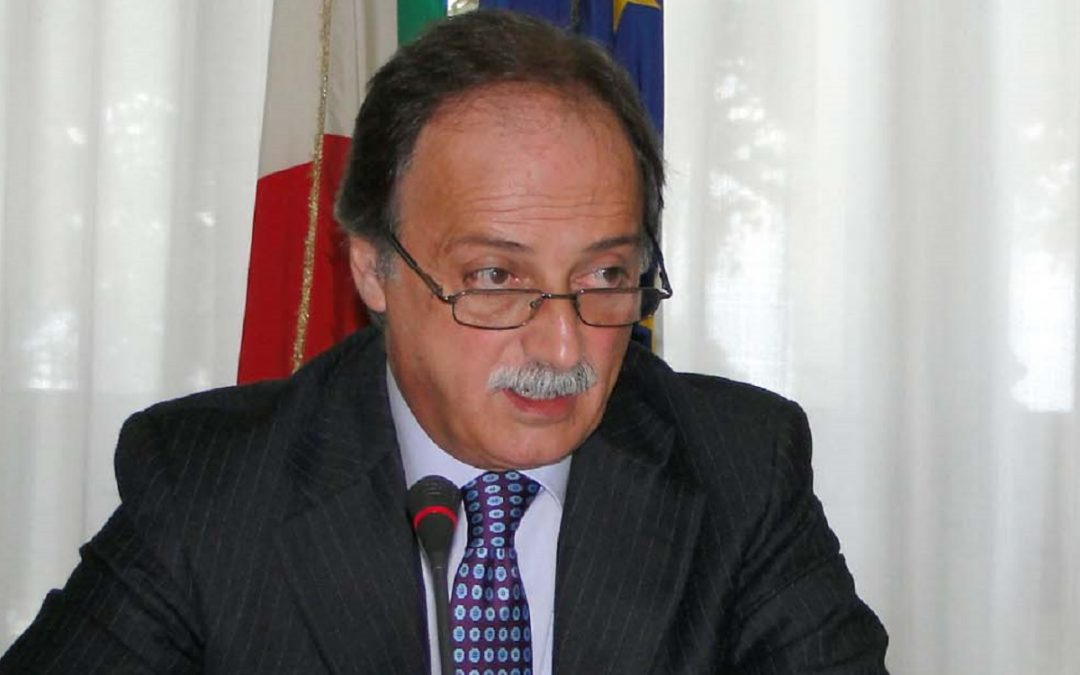 Luigi Varratta, ex prefetto di Reggio Calabria