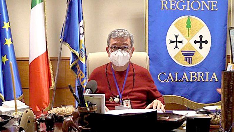 Voto, Spirlì: «Governo codardo non decide, per loro il virus in Calabria è morto e a San Valentino si può votare»