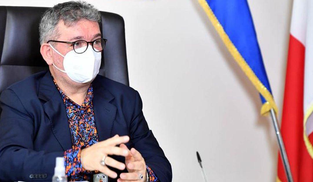 VIDEO – Emergenza Sanità in Calabria, il presidente f.f. Spirlì chiede le dimissioni del ministro Speranza: «Basta commissariamento»