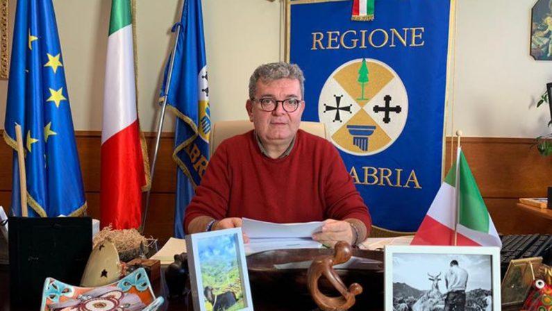 """Commissario Sanità, Spirlì attacca senza freni: «Il governo sta """"annacando il pecoro""""»"""