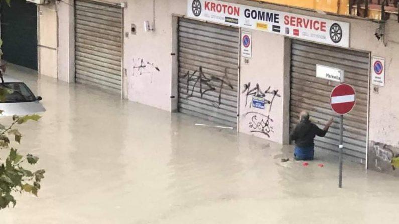 Maltempo, la Regione Calabria chiederà lo stato di emergenza