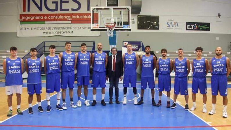 Olimpia Basket Matera si ritira dal torneo di serie B