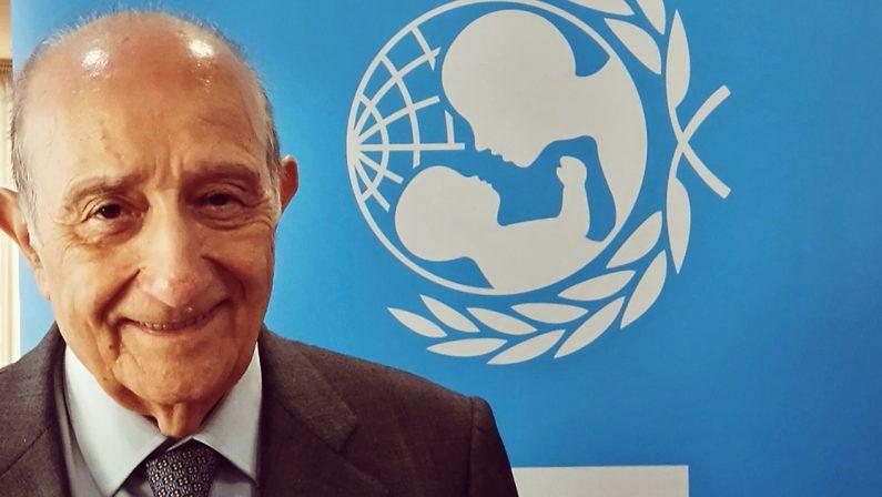 Morte Samengo, il saluto dell'Unicef: «È stato per tutti una guida sicura e un esempio»