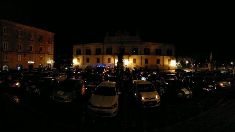 """Sit-in e corteo di protesta a Cosenza. L'appello: """"Sanità pubblica in Calabria"""""""
