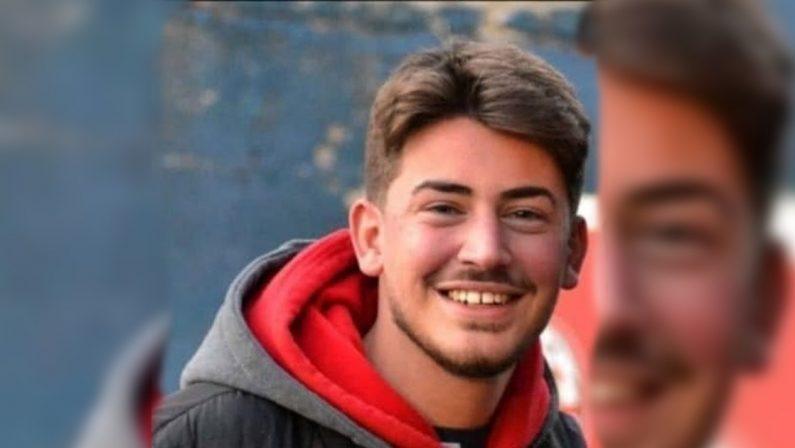 Raffaele Aiello non ce l'ha fatta, il giovane di Castrolibero è morto a seguito di un incidente stradale