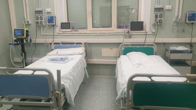 Coronavirus in Calabria, attivati all'Annunziata 20 posti letto Covid e 10 di subintensiva
