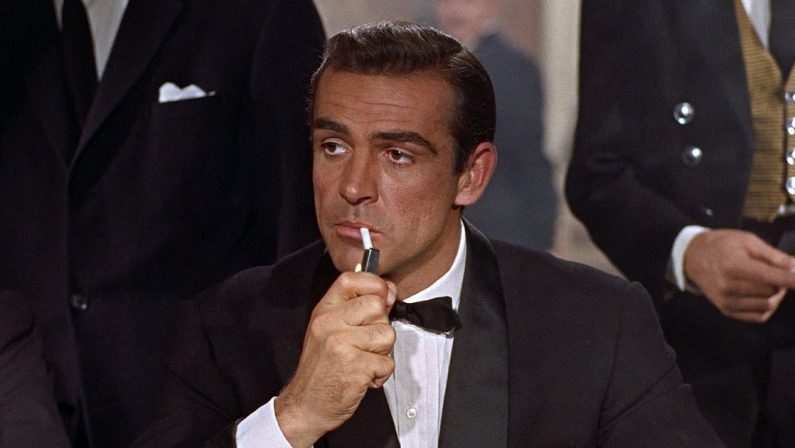 James Bond parlava calabrese