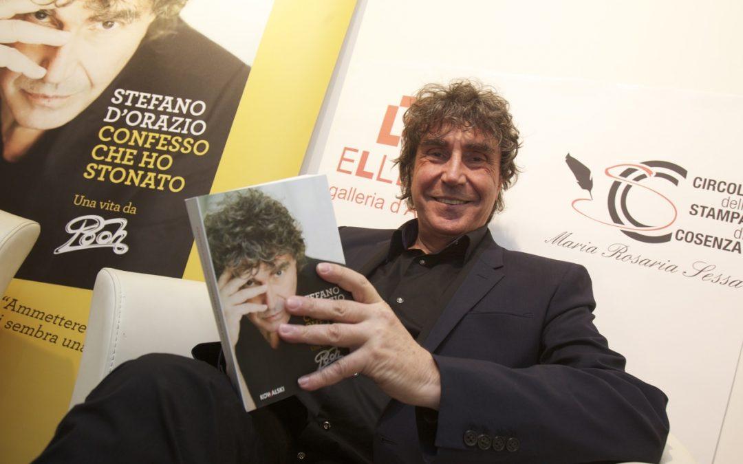 Stefano D'Orazio a Cosenza nel 2013