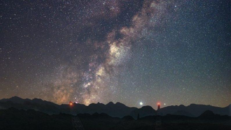 Segnali dalla Via Lattea