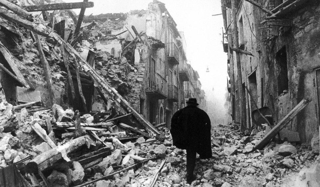 L'editoriale di Roberto Napoletano l'ALTRAVOCE dell'ITALIA LA PANDEMIA È UN TERREMOTO