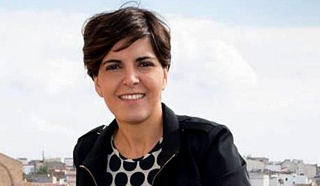 Il sindaco di Pisticci Viviana Verri