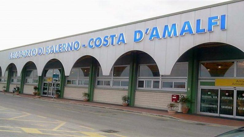 Campania, M5S: Sbloccati lavori per ampliamento dell'aeroporto Costa Amalfi