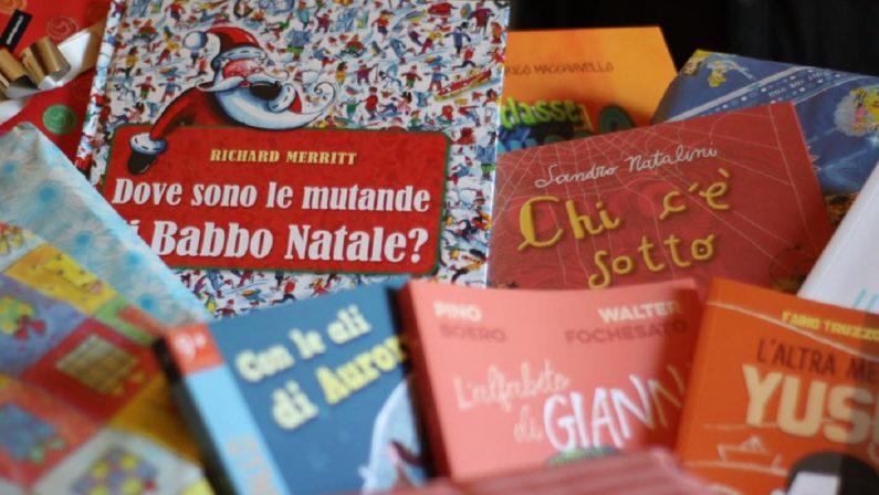 Dasà, Aquila Rossa investe sui ragazzi: acquistati libri per la biblioteca scolastica