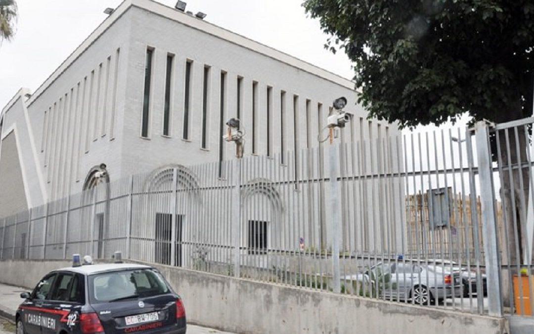 L'aula bunker di Reggio Calabria