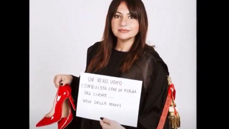 Giornata contro la violenza sulle donne, l'iniziativa degli avvocati vibonesi - VIDEO