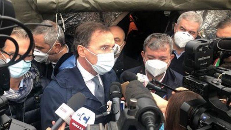 Sanità in Calabria, Spirlì: «Governo sordo alle nostre richieste, solo Boccia ci ascolta»