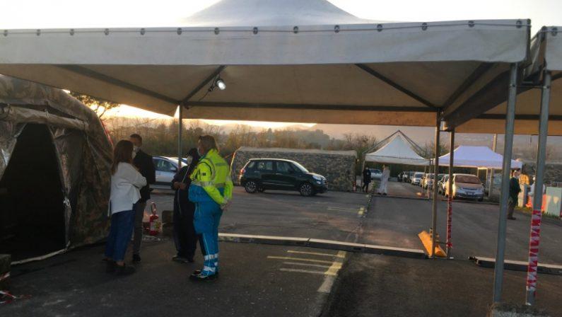 La corsa del virus rallenta in Irpinia, 115 casi, tre nuove vittime
