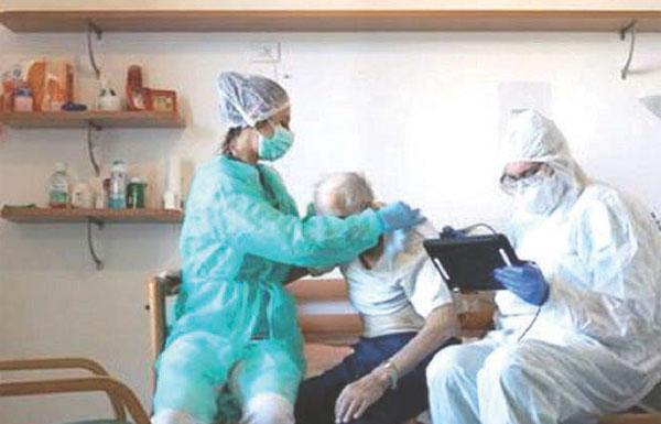 Rsa e Case di Riposo - nuovi «focolai» - Ospedali, 5 vittime
