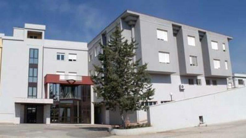 Ariano, Centro Minerva: 10 pazienti sono in isolamento