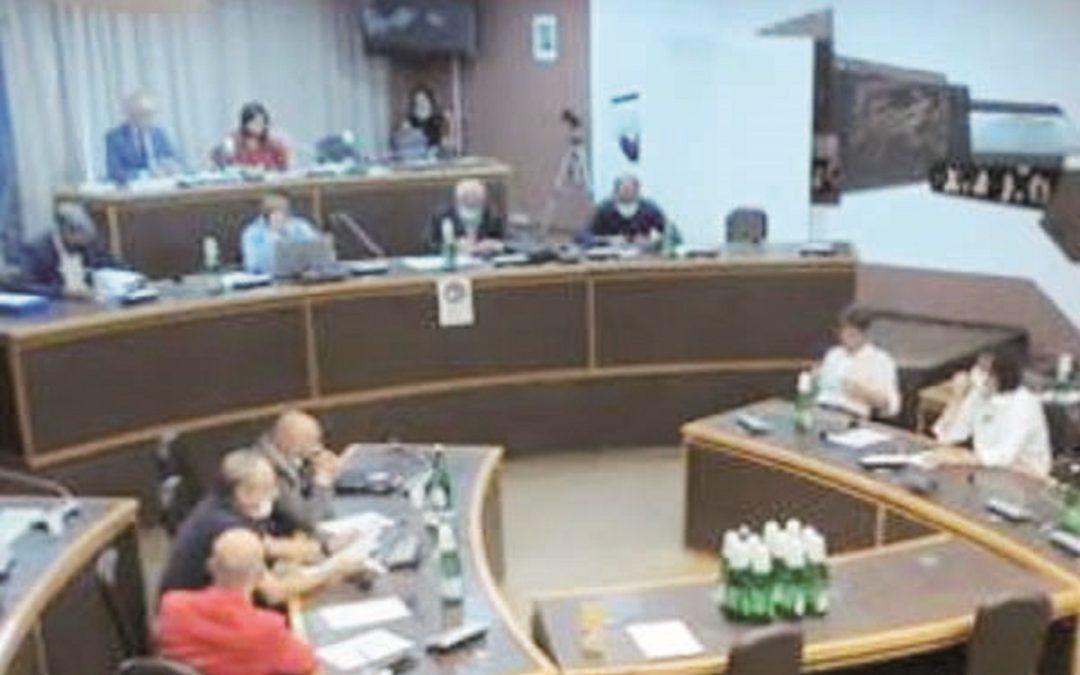 Il consiglio comunale di Policoro