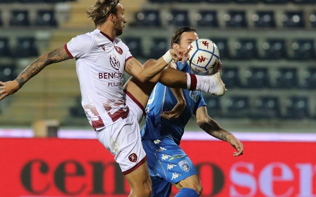 Seconda sconfitta consecutiva per la Reggina, a Empoli è 3-0 per i padroni di casa