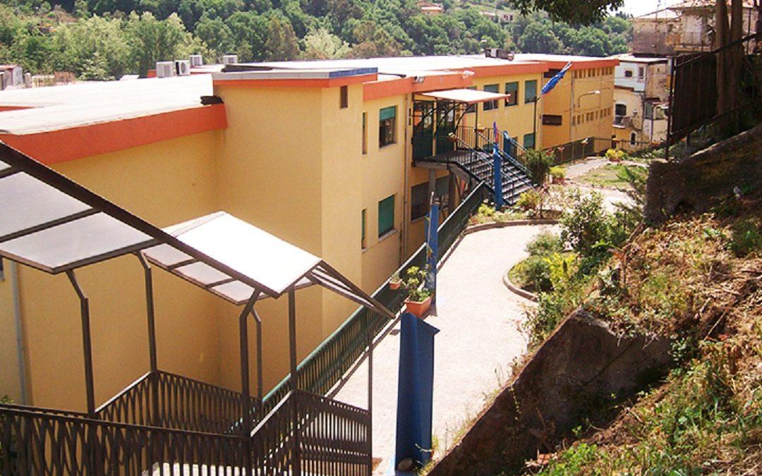 L'istituto scolastico Don Lorenzo Milani di Lamezia