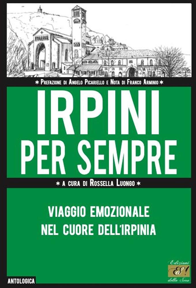 """Esce l'antologia """"Irpini per sempre"""""""