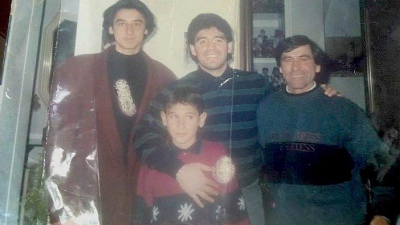 «Pronto, sono Maradona». La storia di Vincenzo, Ricardo e quel legame tra Briatico e il Pibe de Oro