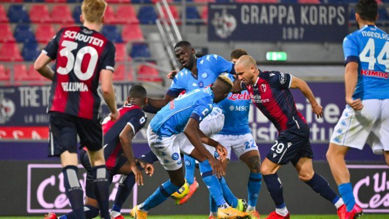 Il Napoli vince, ora attende la giustizia sportiva