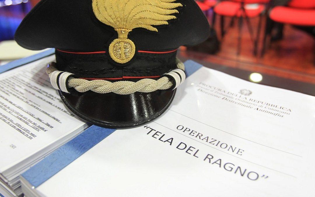 """'Ndrangheta, processo """"Tela del ragno"""": dieci ergastoli per gli omicidi tra Paola e Cosenza"""