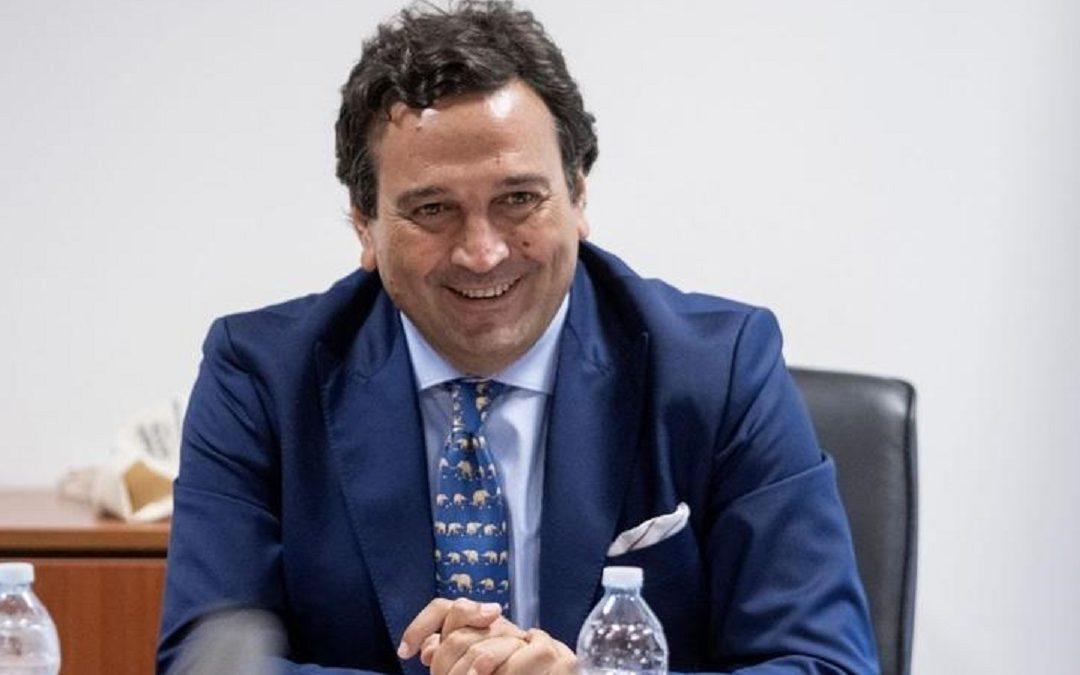 L'assessore regionale allo Sviluppo economico, Fausto Orsomarso