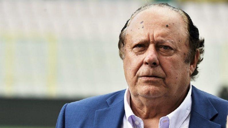 Vibonese, positivo il presidente Caffo. Un dirigente ricoverato in ospedale e rinviata la partita col Foggia