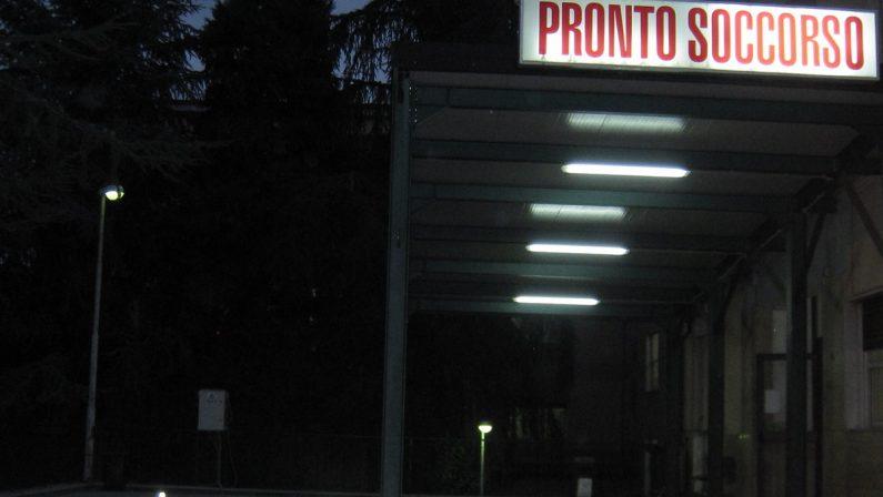 Bimbo nato al Pronto soccorso di San Giovanni in Fiore: sta bene ed è stato trasferito a Cosenza