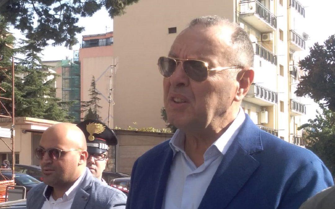L'ex commissario alla Sanità Saverio Cotticelli
