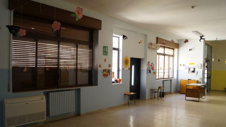 Coronavirus in Calabria, un positivo in una scuola dell'infanzia a Cosenza: sanificazione e bimbi in quarantena