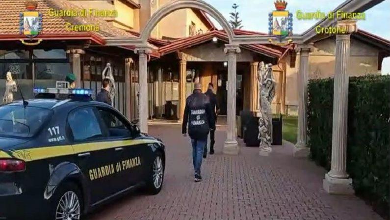'Ndrangheta, operazione Demetra: confiscati beni per 17 milioni alla cosca Grande Aracri - VIDEO