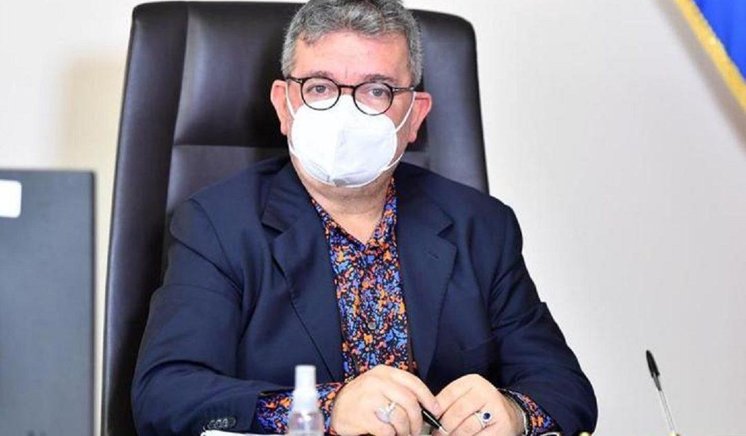 Il presidente facente funzioni della Regione Calabria Nino Spirlì