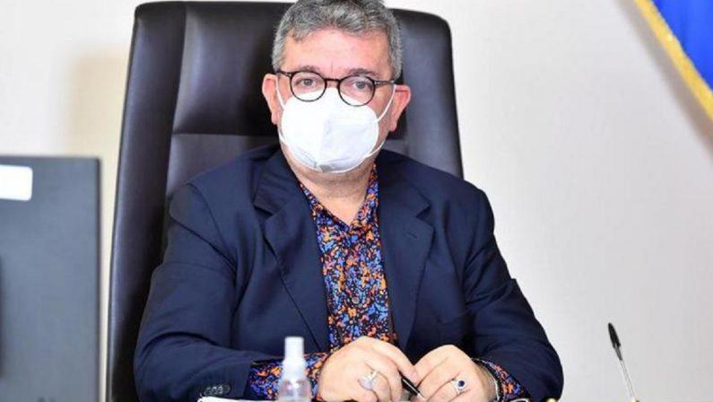Coronavirus, Spirlì al Governo: «Si tenga conto dei territori, in Calabria numeri davvero bassi»