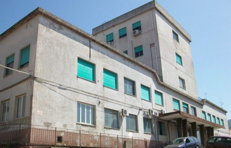 L'ospedale di Palmi