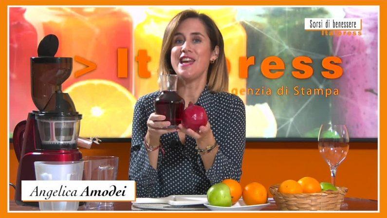 Sorsi di benessere – Il succo di melagrana