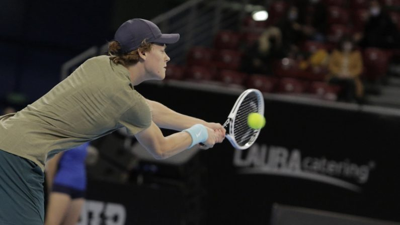 Tennis, favola Sinner: il più giovane italiano a vincere un torneo Atp