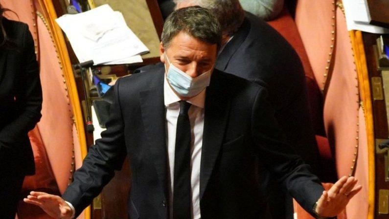 Nuovo Governo, Matteo Renzi è sicuro: «La maggioranza ci sarà, Draghi fino al 2023»