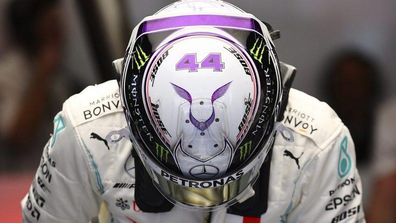 Formula 1, Hamilton guarito dal coronavirus, sarà in pista ad Abu Dhabi
