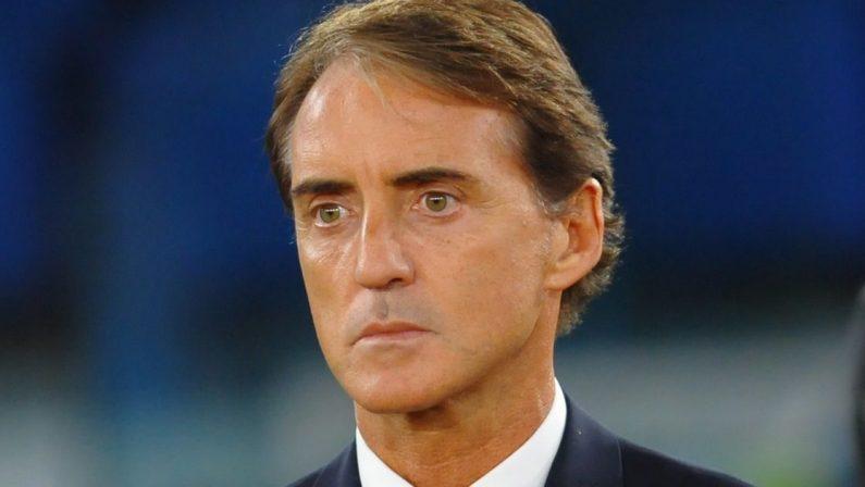 Mancini resta bloccato e attacca Autostrade per l'Italia: «Vergognatevi»