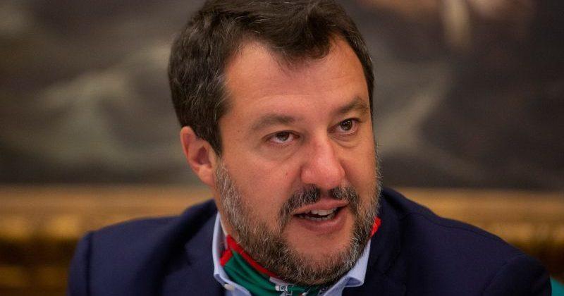 Le certezze di Matteo Salvini: «Siamo pronti a governare»
