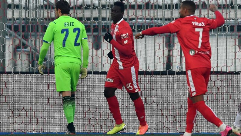 E' subito Balotelli, gol e vittoria all'esordio col Monza