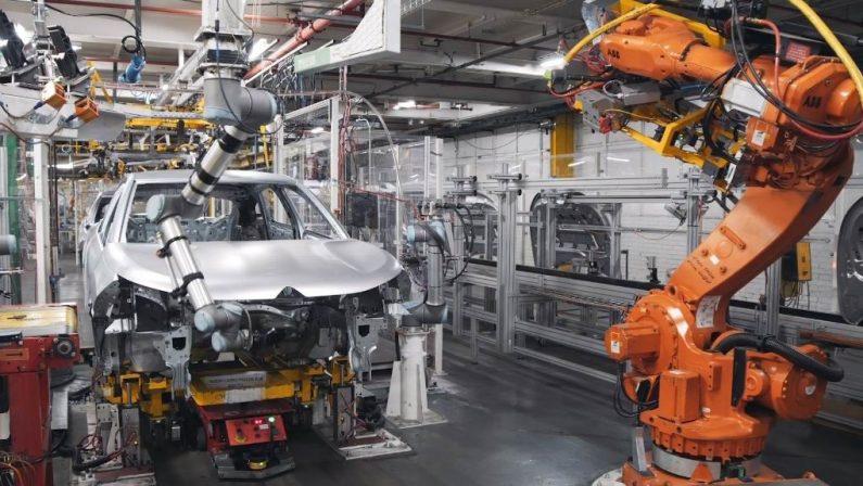 Nuove Citroèn C4 e è-C4 nascono nello stabilimento di Madrid