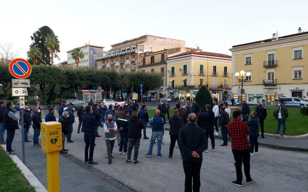"""Ambulanti Caserta, ANA Ugl ricevuta il prefettura,  Rosato: """"Operatori indebitati, rischio usura"""""""