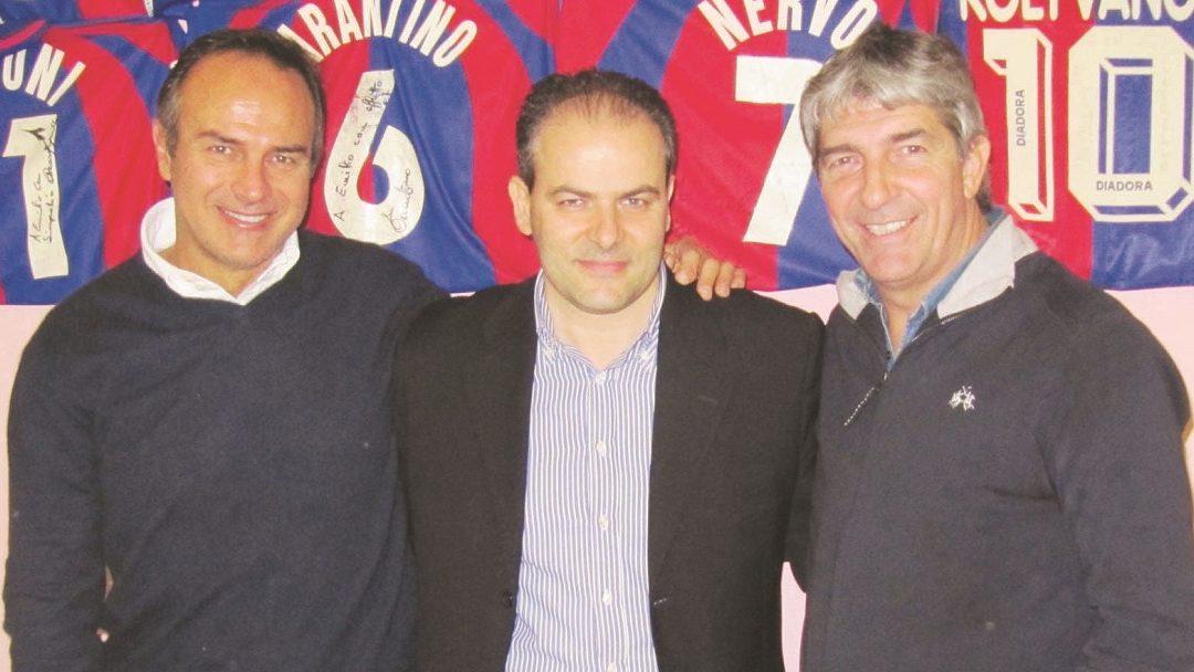 Affidato tra Cabrini e Rossi in un ristorante a Bologna